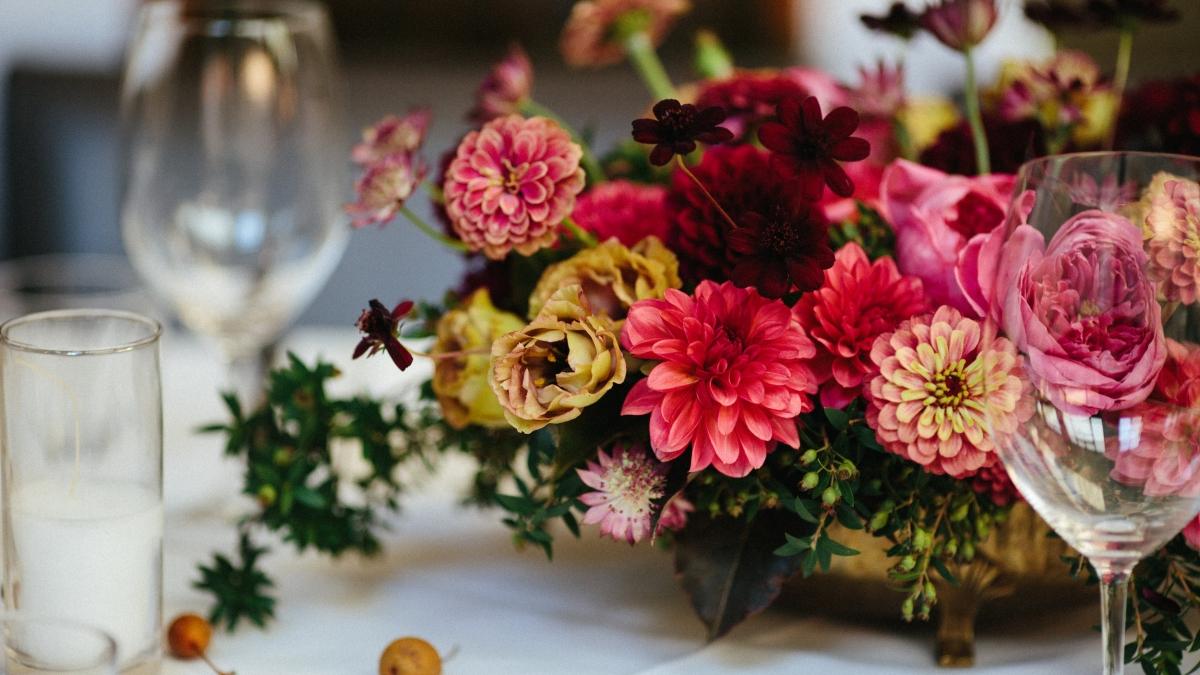 Emerging San Francisco Floral Designers: Wallflower Design
