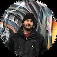 Max Ehrman (Eon75) – San Francisco Muralist