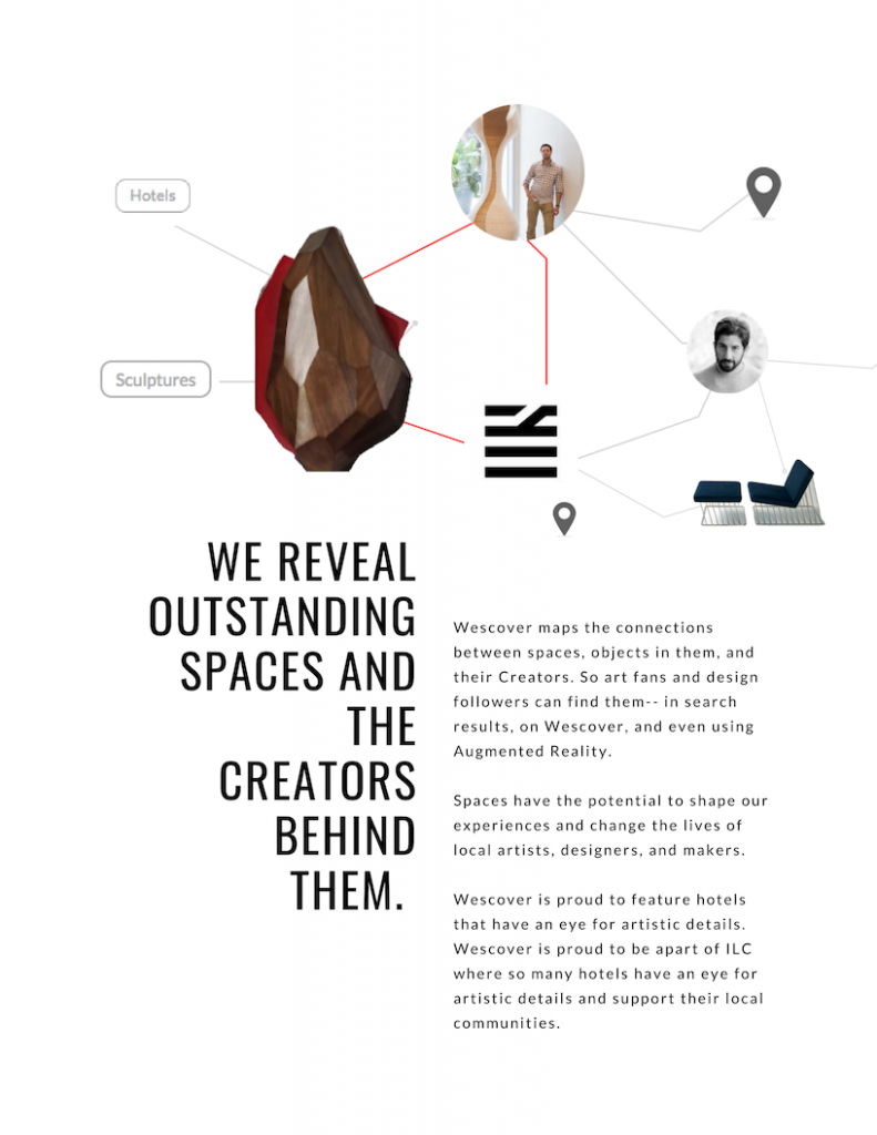We reveal outstanding spaces and the creators behind then.