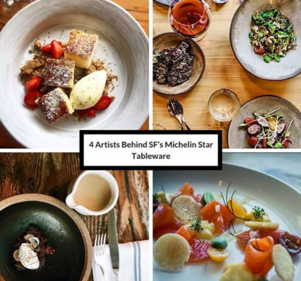 Tableware in Michelin Star Restaurants