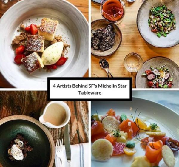 Tableware in Michelin Star Restaurants
