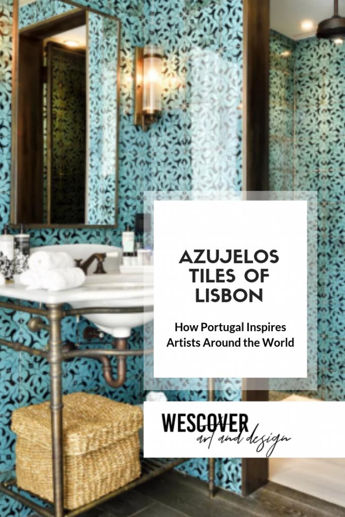 Lisbon tiles cover