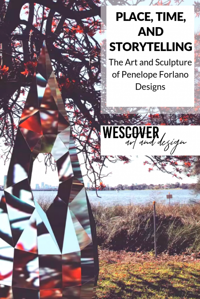 Penelope Fiorano, featured on Wescover.