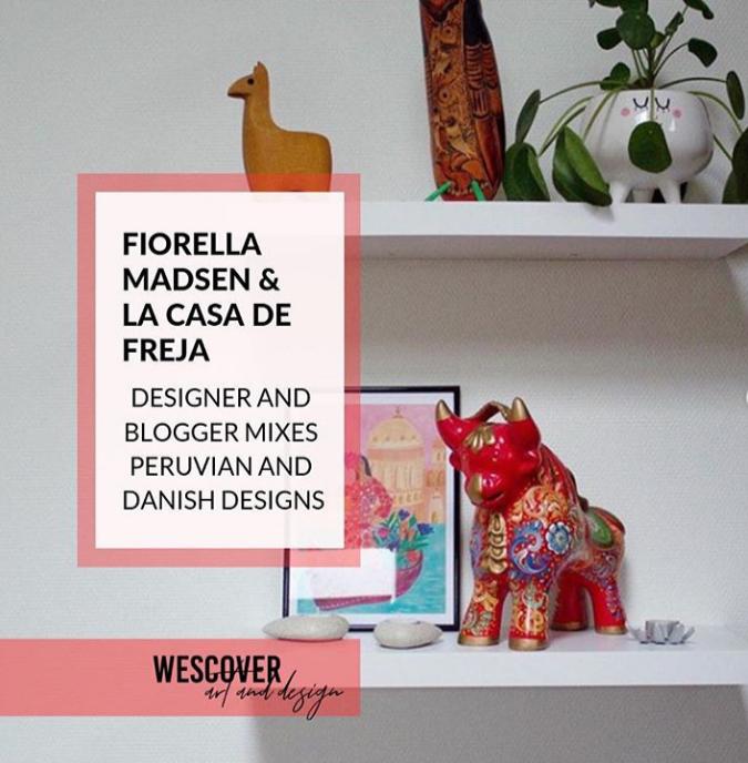 Fiorella Madsen - Architect + Designer + Blogger at La Casa de Freja