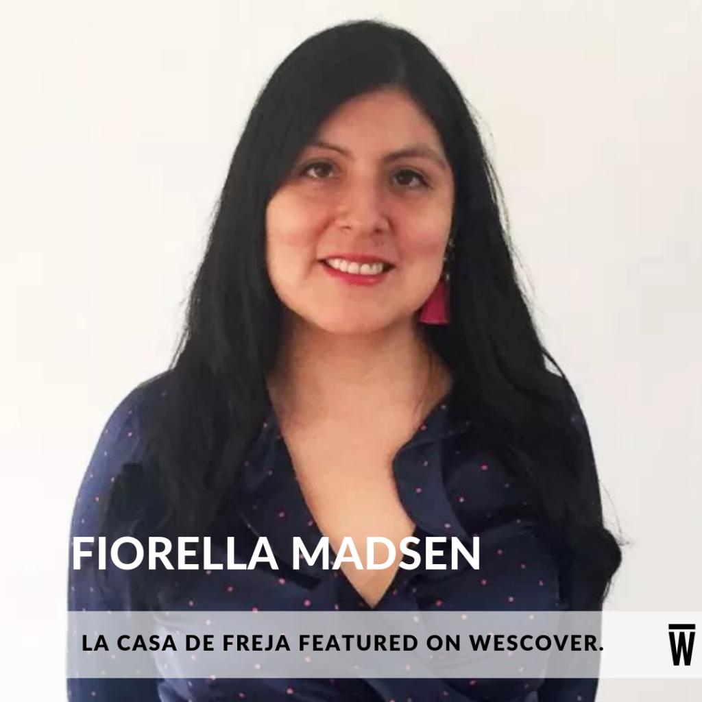 Fiorella Madsen - Architect + Designer + Blogger at La casa de Freja.