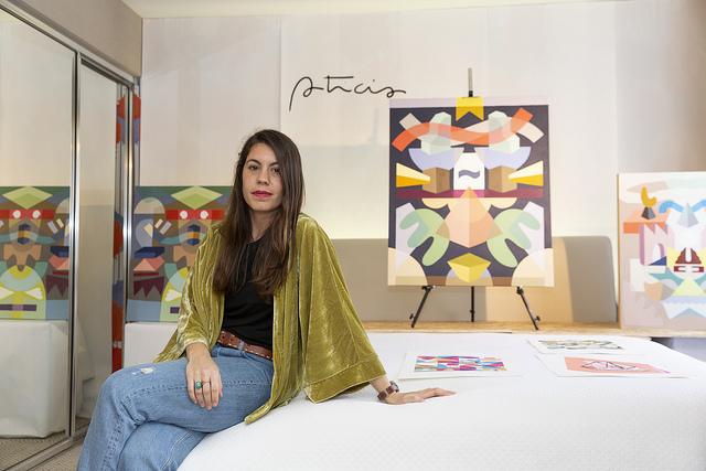 stARTup Art Fair LA 2019 Artist