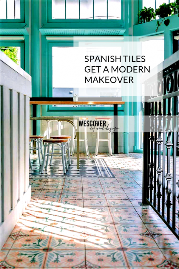 8 Wescover Creators Who are Modernizing Spanish Tiles
