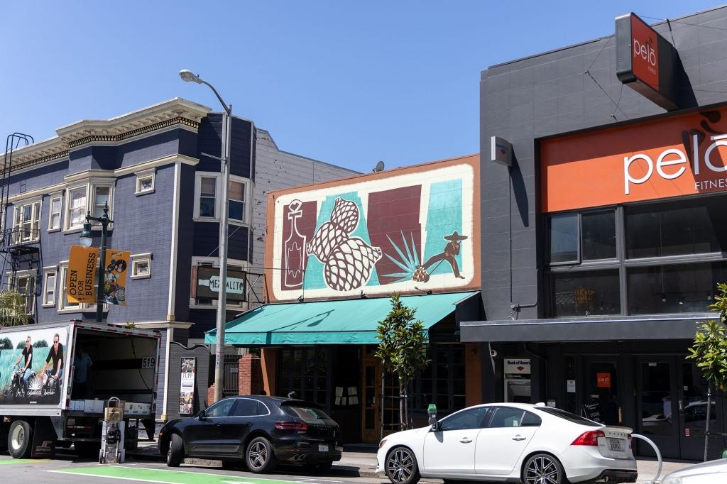 Mezcalito Mural by Brian Barneclo