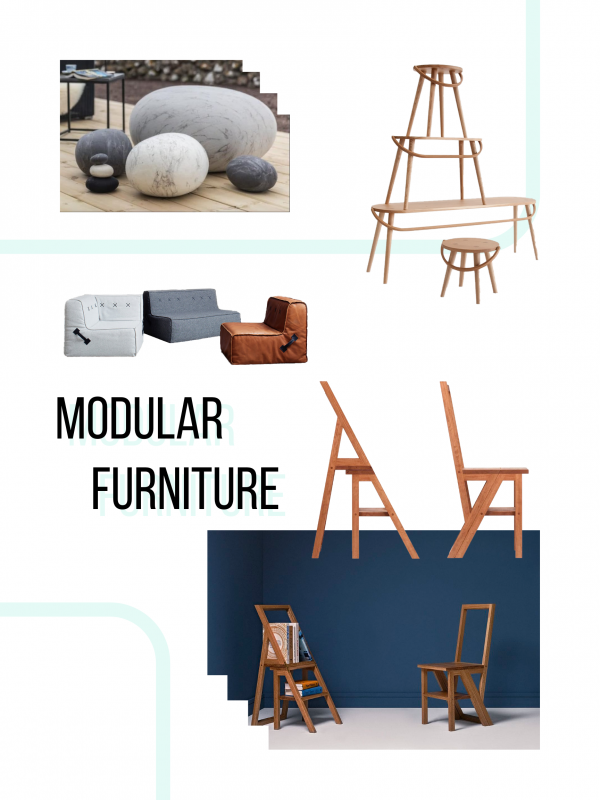 Modular Furniture Moodboard