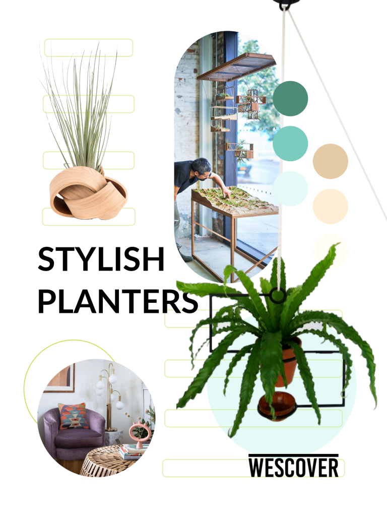 Planter Moodboard