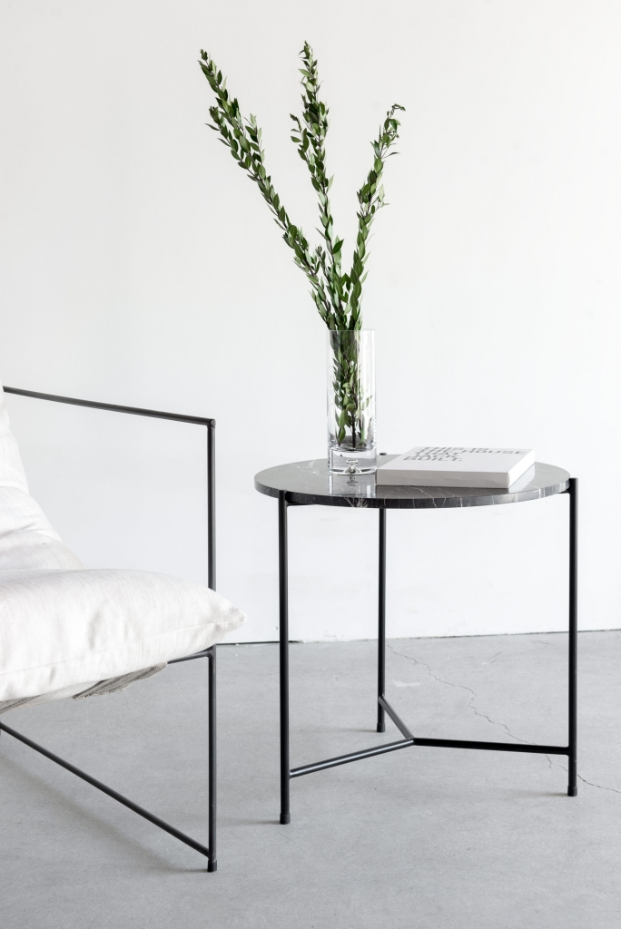 Granada Side Table by Croft House
