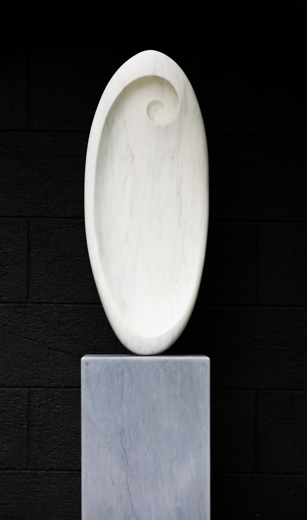 Sculptue by Yoko Kubrick