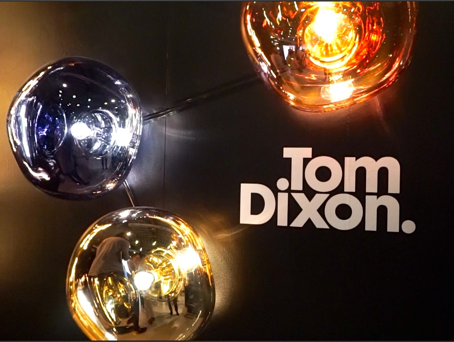 Tom Dixon Melt Lights at WestEdge 2019, Wescover.