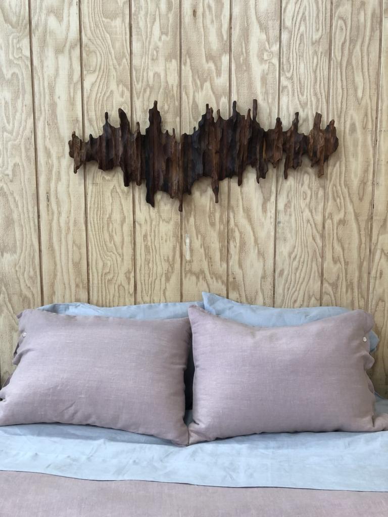 Wood Art - In the Mountains by Lutz Hornischer