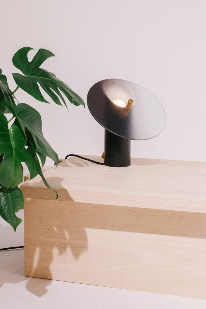 Tinge Table Lamp by Jacob Starley at Williamsburg, Brooklyn, NY as seen on wescover
