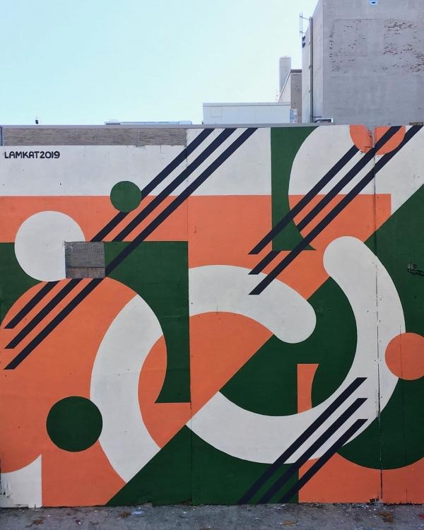 bauhaus murals