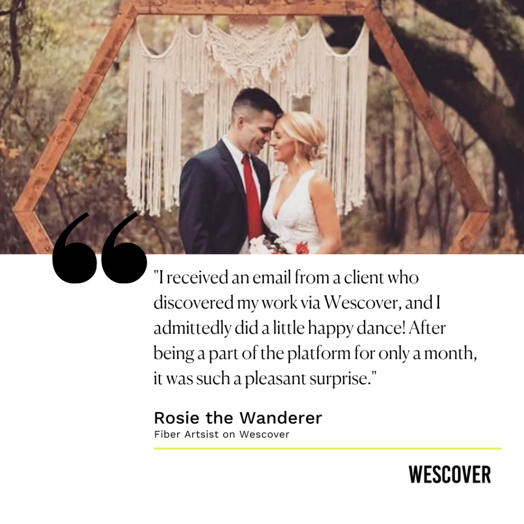 Rosie the Wanderer Success Story