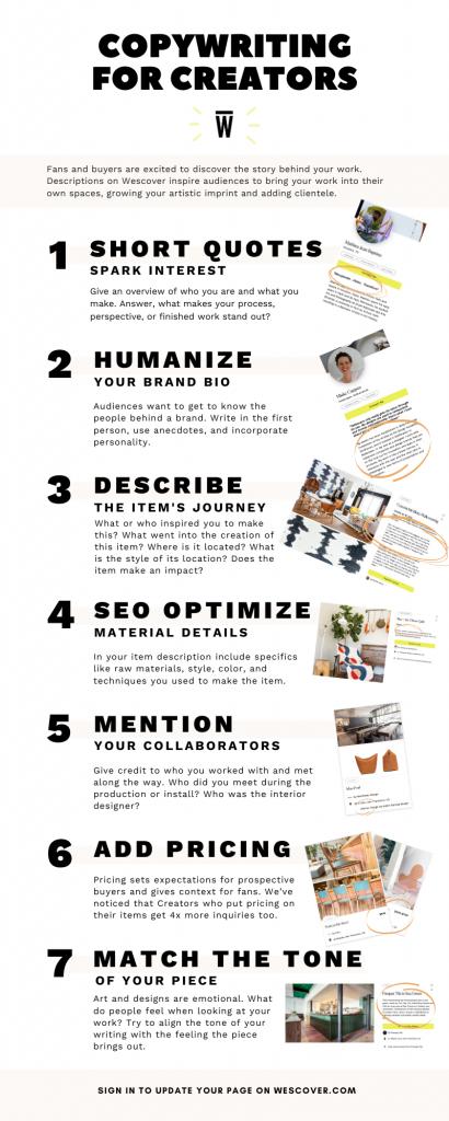 Summary of Copywriting Tips For Creators