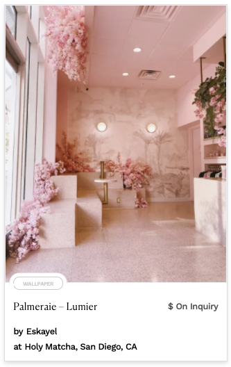 pink landscape scene pastel wallpaper