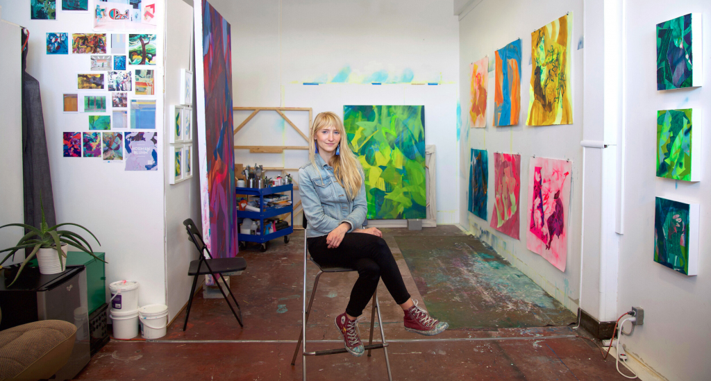 Nicole Mueller portrait
