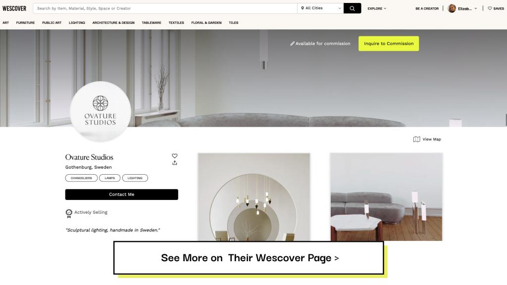 Creator Spotlight: Ovature Studios - Wescover Features Best Children's Lighting & Home Decor Online Store
