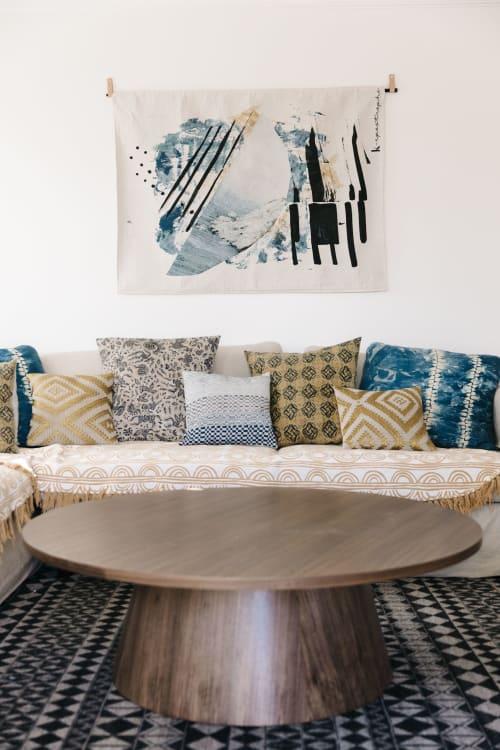 Marea Woven Wall Tapestry by K'era Morgan $880